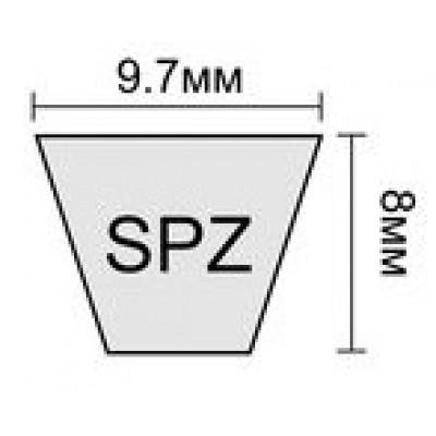 Клиновой ремень SPZ 1537