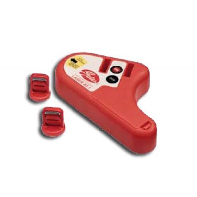 Лазерное устройство для измерения соосности шкивов